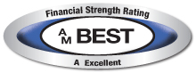 Financial Strength Rating Best A  Excellent